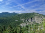 Ledge Photo Posters - Cannon Mountain - White Mountains New Hampshire USA Poster by Erin Paul Donovan