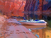 Mary M Collins - Canyon Boating
