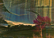 Native American Dwellings Prints - Canyon de Chelly Arizona Print by Jen White