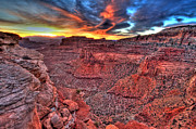 Canyonland Prints - Canyonland Sunrise Print by Scott Mahon