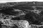 Monochrome Art - Canyonlands Glory by Scott McGuire