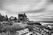 Ocean Art Photos Originals - Cape Arundel 4710 by Guy Whiteley