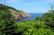 Nova Scotia Photos - Cape Breton Highlands by Joe  Ng