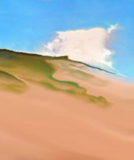 Cape Cod Paintings - Cape Cod by Jurek Zamoyski