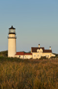 New England Lighthouse Prints - Cape Cod Light Print by John Greim