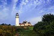 New England Lighthouse Prints - Cape Cod Lighthouse Print by John Greim