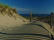 Cape Photos - Cape Cod National Seashore by Juergen Roth