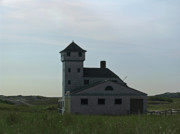 Lighthouses - Cape Cod Old Harbor Life Saving Station by Juergen Roth