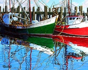 Central America Paintings - Cape Cod Paintings  by Michael Cranford
