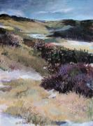 Cape Cod Paintings - Cape Dune by Diane Ursin