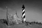 Artist With Camera Framed Prints - Cape Hatteras Framed Print by Joye Ardyn Durham