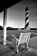 Buxton Posters - Cape Hatteras Lighthouse II Poster by Steven Ainsworth