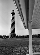 Photograpy Metal Prints - Cape Hatteras Lighthouse III Metal Print by Steven Ainsworth