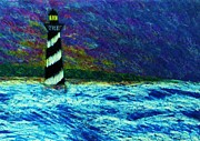 Jeanette Stewart - Cape Hetteras Light House
