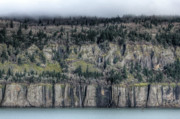 Oregon Scenery - Cape Horn Cliffs Columbia River Gorge Washington by Dustin K Ryan