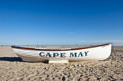 Cape May Print by John Greim