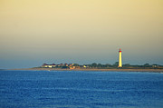 Lighthouse Digital Art - Cape May New jersey by Bill Cannon