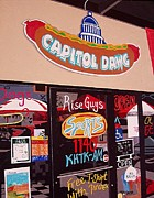 Hot Dogs Originals - Capitol Dawg by Paul Guyer