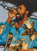 Singer Photo Originals - Capleton by Mia Alexander