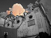 Featured Photos - Capri church by Jim Wright