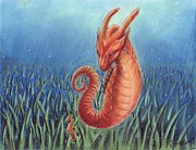Sign Pastels - Capricorn by Samantha Geernaert