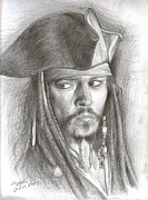 Jack Sparrow Originals - Captain Jack Sparrow by Anjie Liu