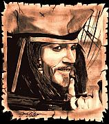 Pirates Originals - Captain Jack Sparrow by Jason Kasper