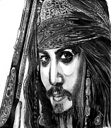 Jack Sparrow Originals - Captain Jack Sparrow by Ralph Harlow
