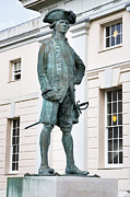 Cartography Photos - Captain James Cook, British Explorer by Sheila Terry