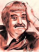 Television Mixed Media - Captain Kangaroo by Jason Kasper