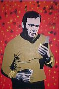 Captain Kirk Originals - Captain Kirk by Gary Hogben