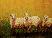 Ewes Originals - Captive Audience by Marie Hamby