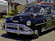 Vintage Police Vehicle Posters - Car 54 Where Are You Poster by LeeAnn McLaneGoetz McLaneGoetzStudioLLCcom