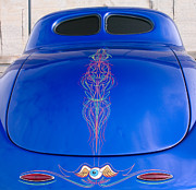 Street Rod Art - Car Art by Karen Lee Ensley