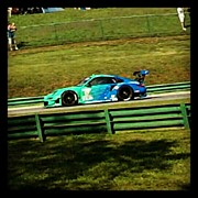 Transportation Art - #car #cars #porsche #alms #vir #racing by Cameron Adams