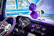 Purple Ford Photos - Car no.15 by Niels Nielsen