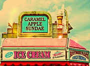 Eye Shutter To Think - Caramel Apple Sundae...