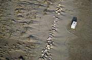 Sami Sarkis - Caravan abandoned on beach