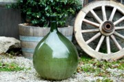 Carboy Prints - Carboy in Italy Print by Amie Turrill Owens