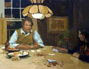 21 Paintings - Card Game by Donald Maier