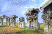 Geraldine Alexander - Carhenge