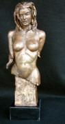 Beautiful Sculptures - Caribbean Beauty by Wayne Headley