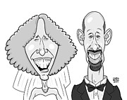 Caricature Art - Caricature for Will by Chris Berg