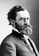 U.s Army Metal Prints - Carl Schurz (1829-1906) Metal Print by Granger