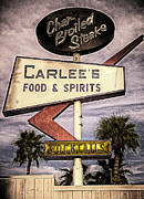Spirits Digital Art Prints - Carlees Food and Spirits Print by Ron Regalado