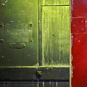 Rivets Art - Carlton 6 - firedoor abstract by Octane Creative
