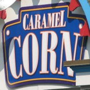Carmel Prints - Carmel Corn Print by Kelly Mezzapelle