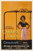 Carmen Jones, Dorothy Dandridge, 1954 Print by Everett
