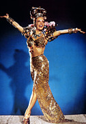 Carmen Prints - Carmen Miranda (1909-1955) Print by Granger