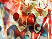 Carnevale Illusion Print by Lauren Goia